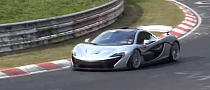 McLaren P1 Posts 7:04 Nurburgring Time