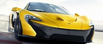 McLaren P1 Production Underway