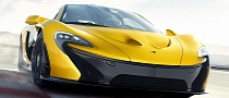 McLaren P1 Sales Exceed Expectations, 100 Units Left