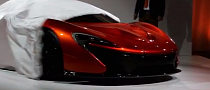 McLaren P1 Shown at Private Event in New York [Video]