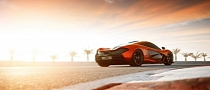 McLaren P1 to Burn Some Rubber At Goodwood Festival of Speed