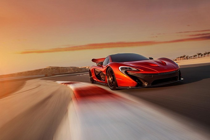 McLaren P1 to Make US Debut at Pebble Beach