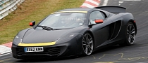 McLaren P13 Sportscar Shaping Up to Be a Porsche 911 Rival