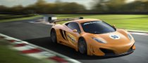 McLaren Returning to GT3 Racing with MP4-12C