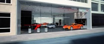 McLaren Reveals UK Retail Network