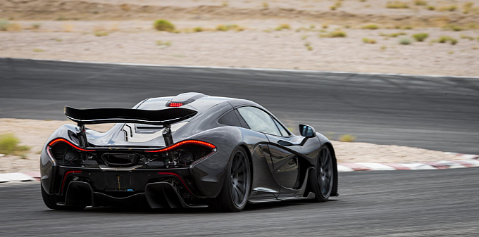 McLaren Says No to SUVs