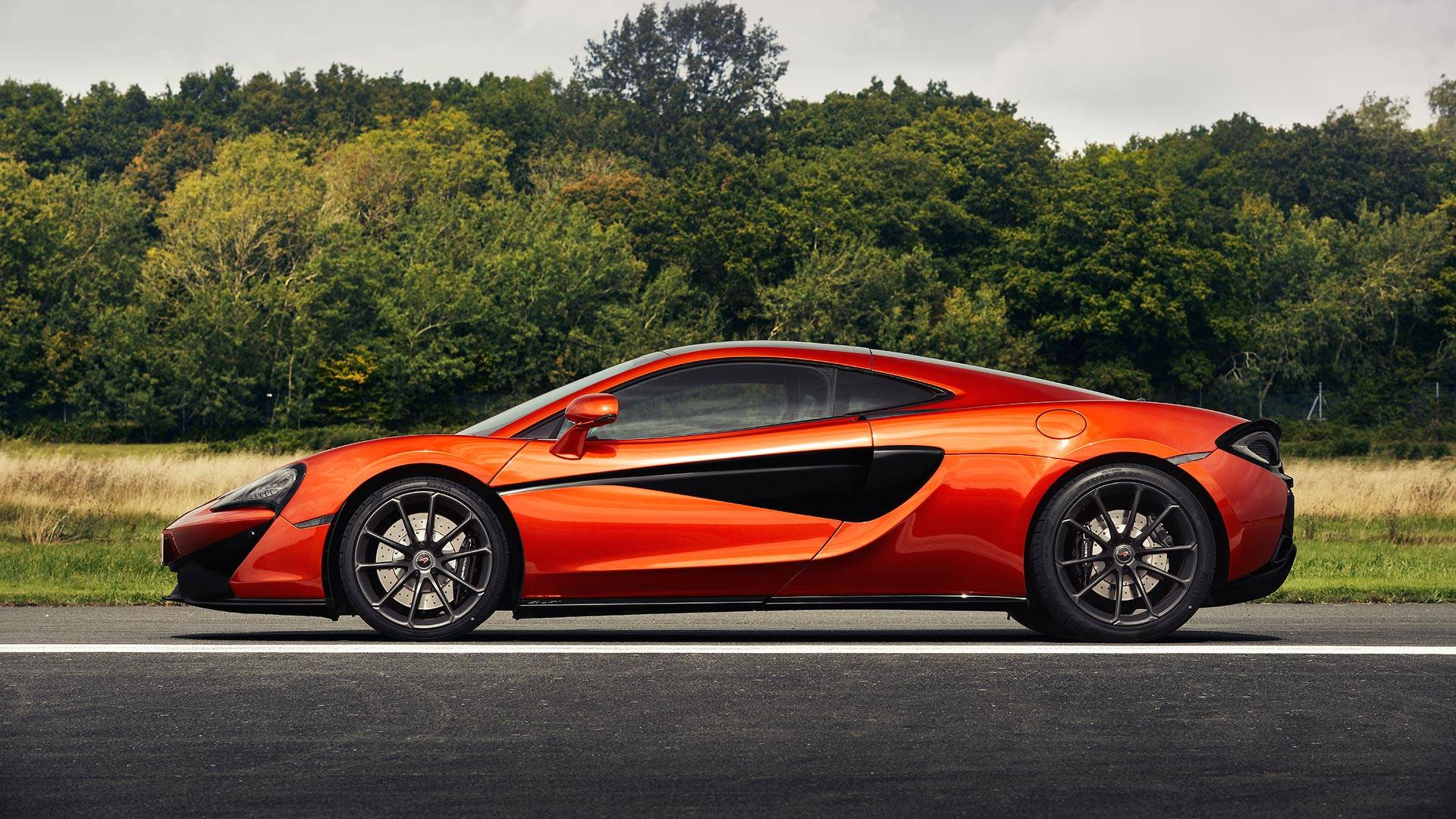 Mclaren Sports Series Now Available With Supersports Exhaust And