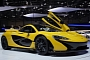 McLaren Talks New MP4-12C Versions, Entry Level P13