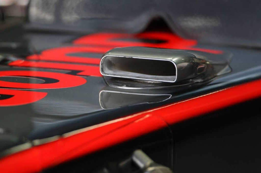 Image result for mclaren f-duct