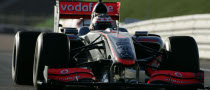 McLaren Tops 2009 Pack at Jerez
