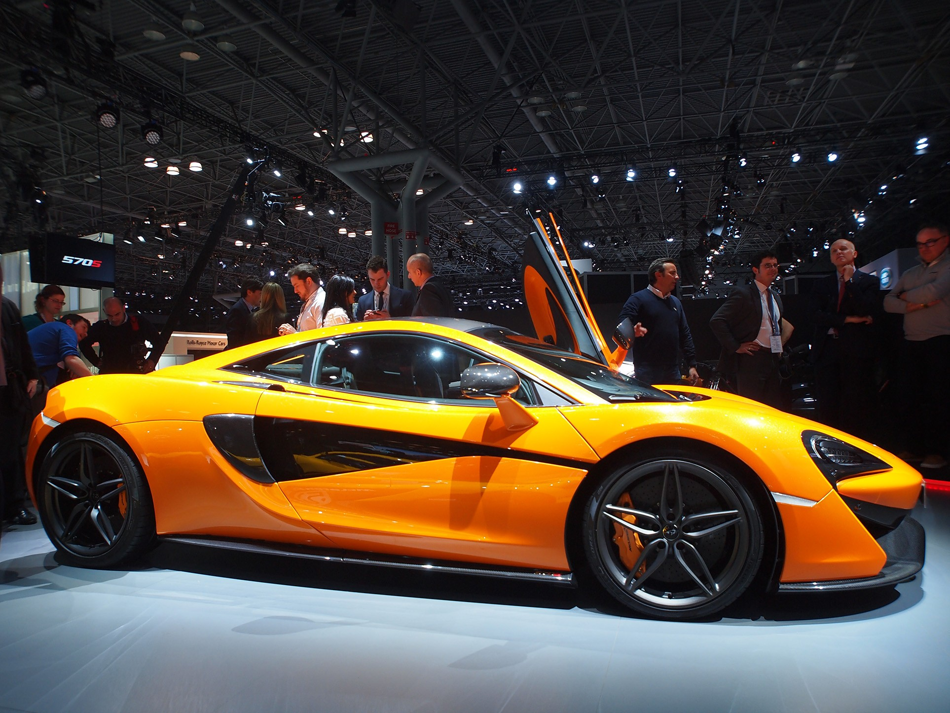 Mclaren To Unveil A Cheaper 540c Model In Shanghai