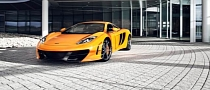 McLaren Working on Ferrari FF Rival