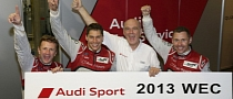 McNish Secures 2013 World Endurance Championship Title