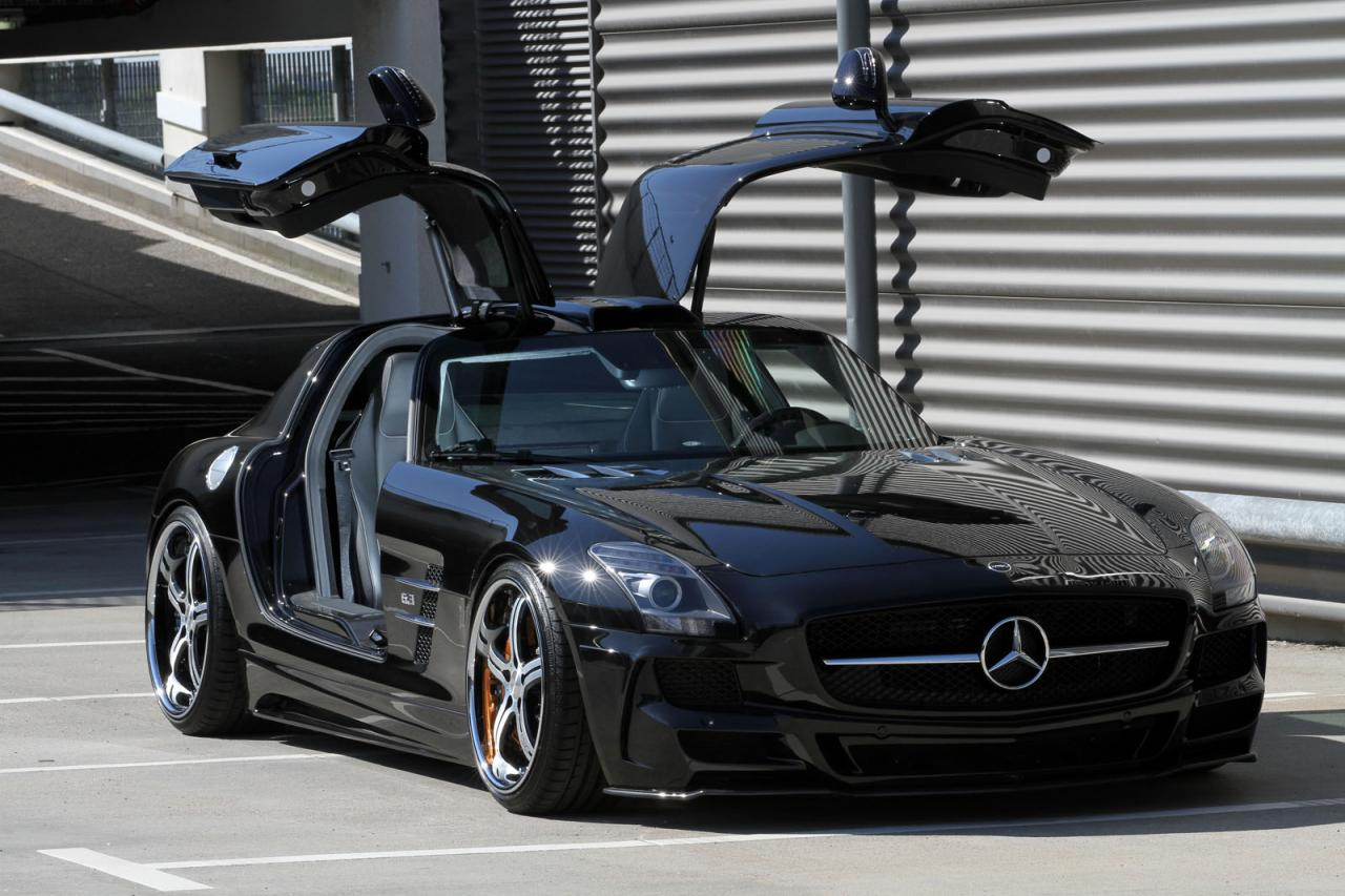 Mec design mercedes sls amg released autoevolution for Newspaper wallpaper for sale
