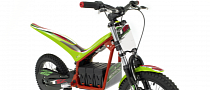 Mecatecno T12, Trial Electric Bike for Kids [Photo Gallery]