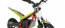 Mecatecno T8, the Electric Bike for Kids 2 to 5 [Photo Gallery]