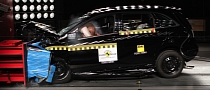 Mecedes Benz B-Class Aces Euro NCAP Test [Video]