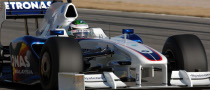 Mechanical Failure for BMW Sauber in Bahrain
