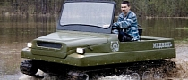 Medved, the Bear: All-Terrain Russian Vehicle [Photo Gallery]