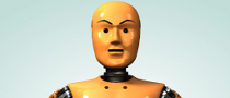 Meet Carl, Chrysler's Animated Crash Test Dummy