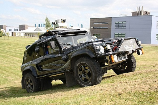 Meet Oxford University S Self Driving Truck Built By