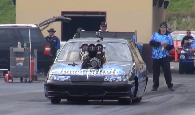 "Meet ""Outlaw Undertaker"" - the Insanely Fast Pro Mod Hearse [Video]"