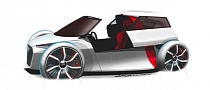 Meet The Audi Urban Concept Car