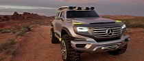 Meet the Mercedes Ener-G-Force, the 2025 G-Class [Photo Gallery]