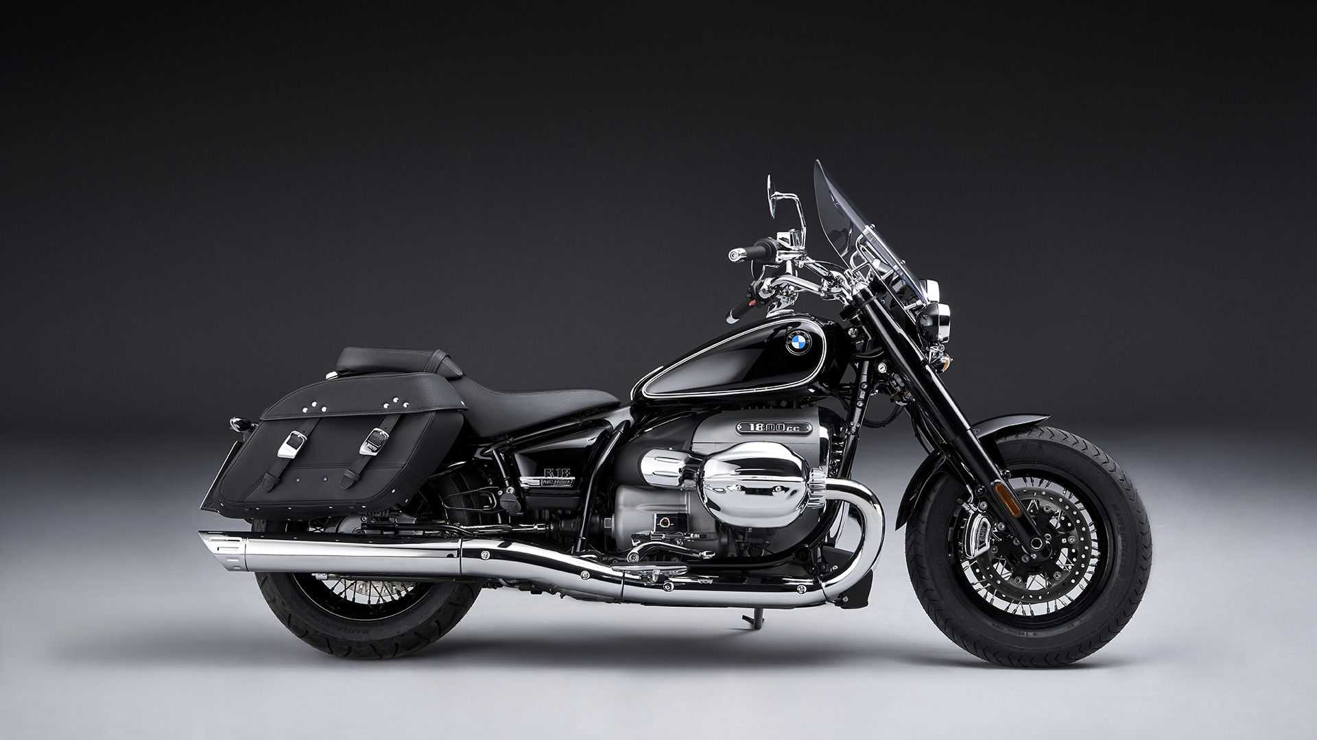Meet The R 18 Classic Bmw S Latest Touring Oriented Cruiser Autoevolution