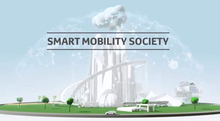 Meet Toyota's Smart Mobility Society [Video]