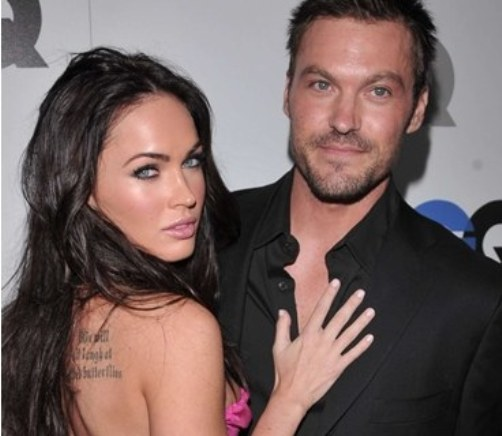 Megan Fox And Husband Austin Green Involved In Car Crash