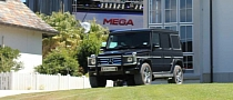MegaUpload Founder Kim Dotcom Got His G-Class Back!