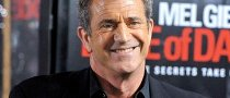 Mel Gibson Crashes Maserati, Escapes Unharmed