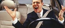 Men Are Seven Times More Stressed Than Women When Stuck in Traffic Jams