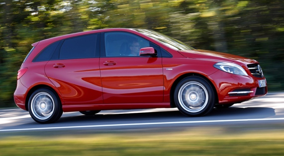 Mercedes A-Class, B-Class Gain 90 HP Entry-Level Engine