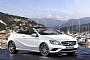Mercedes A-Class Cabrio Rendering Released