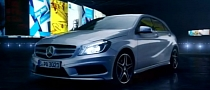 Mercedes A-Class Commercial: Flow [Video]