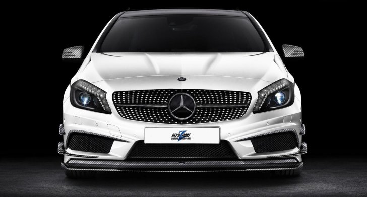 Mercedes A-Class Tuned by RevoZport [Photo Gallery]