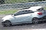Mercedes A45 AMG at the Nurburgring [Video]