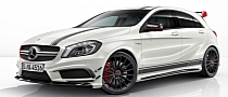 Mercedes A45 AMG Edition 1 Goes on Sale [Photo Gallery]