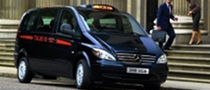 Mercedes All Electric Taxi Launched