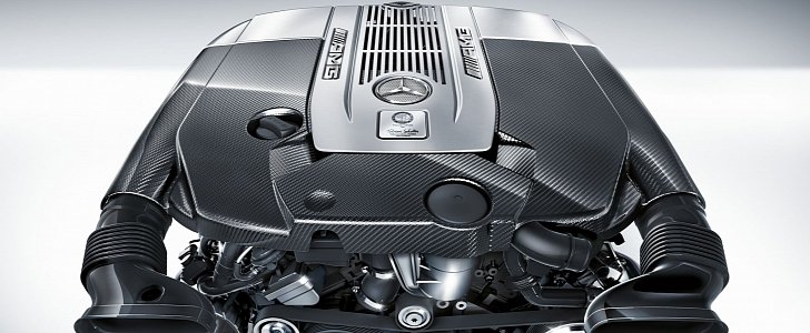 Mercedes-AMG Dropping V12, Moves Ahead With V8 Engine