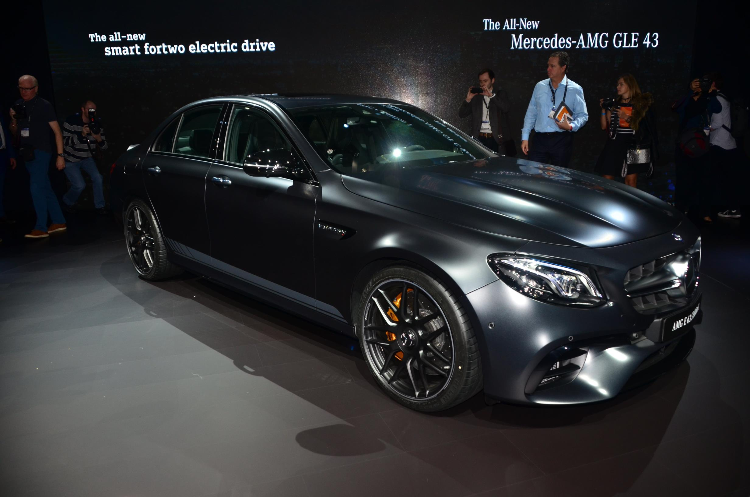 AMG models come out quite often, but this one feels really special, as ...