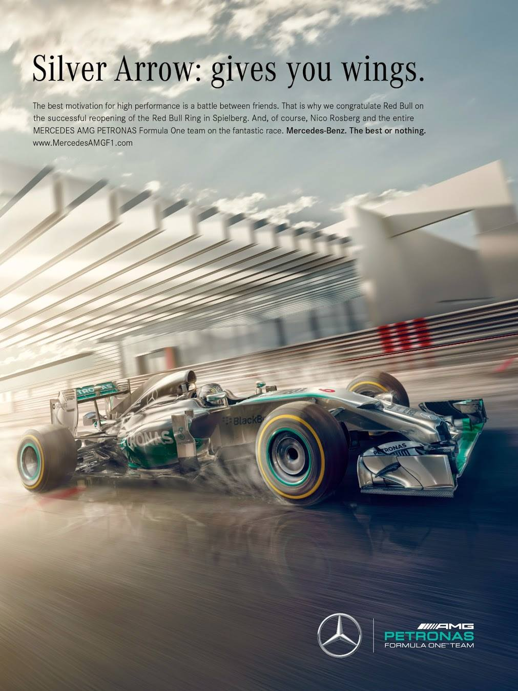 Mercedes Amg F1 Takes A Jab At Red Bull After Austrian Gp