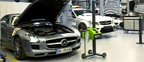 Mercedes AMG Factory Virtual Tour [Video]