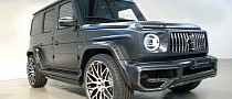 Mercedes-AMG G 63 Becomes a Six-Seater With Help From Hofele