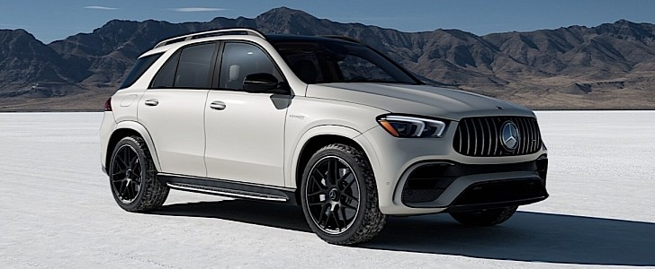 Mercedes-AMG GLE 63 S Starts at Double the Price of the Entry-Level Benz Version - autoevolution
