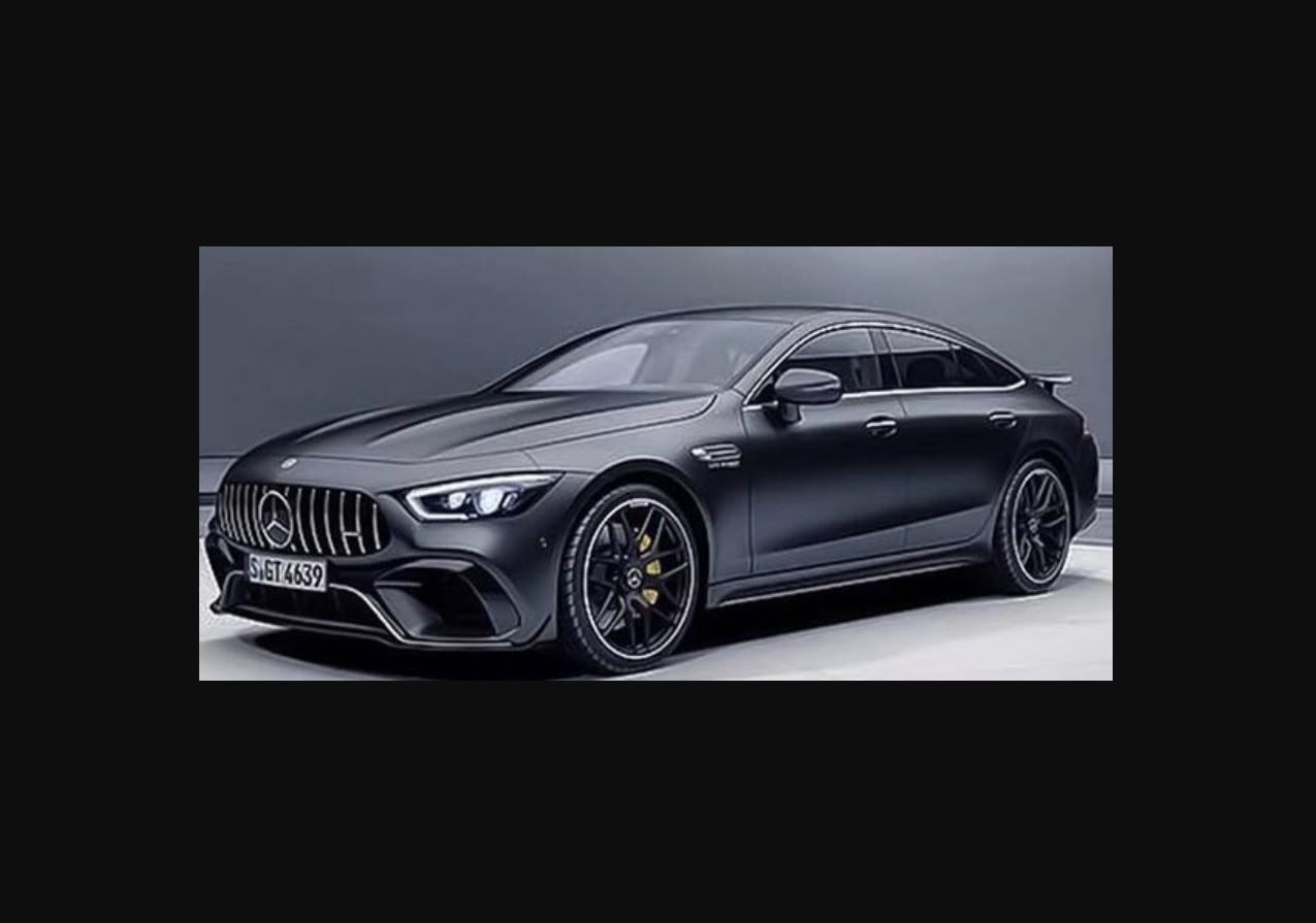 2019 mercedes amg gt coupe looks menacing in alleged official photo autoevolution. Black Bedroom Furniture Sets. Home Design Ideas
