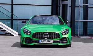 "Mercedes-AMG GT Black Series To Develop ""At Least 630 BHP"""