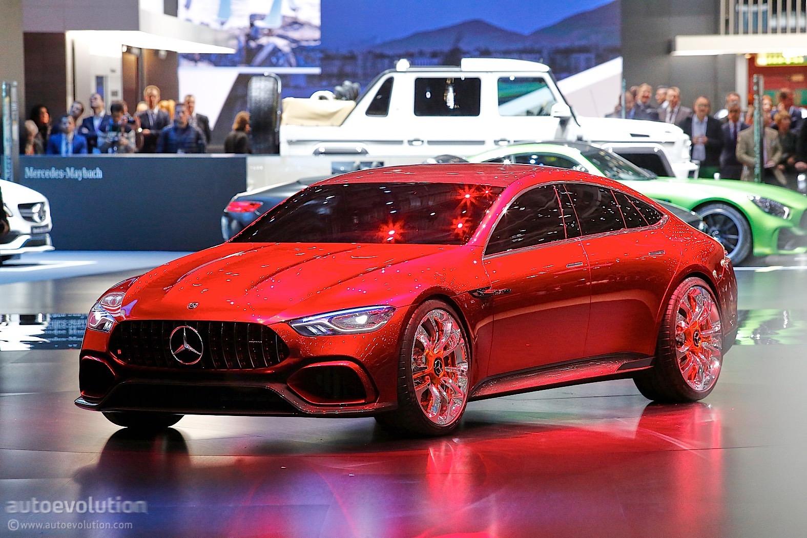 57 Photos Mercedes Amg Gt Concept